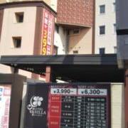 バニラリゾート川越(全国/ラブホテル)の写真『駐車場』by じんだいじ