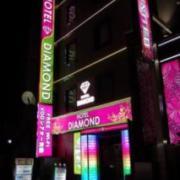 ホテル ダイヤモンド(全国/ラブホテル)の写真『昼の入口  全景  南側より望む』by ルーリー9nine