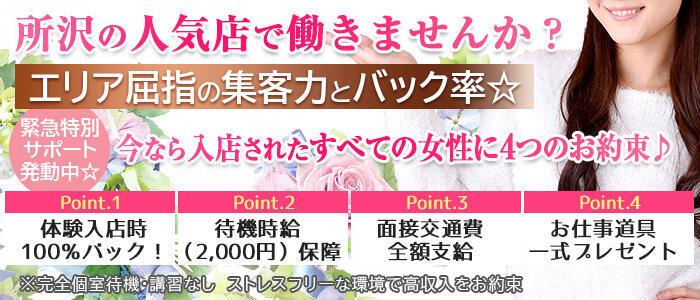 所沢デリヘル桜(高収入バイト)(所沢発・近郊/人妻系デリヘル)