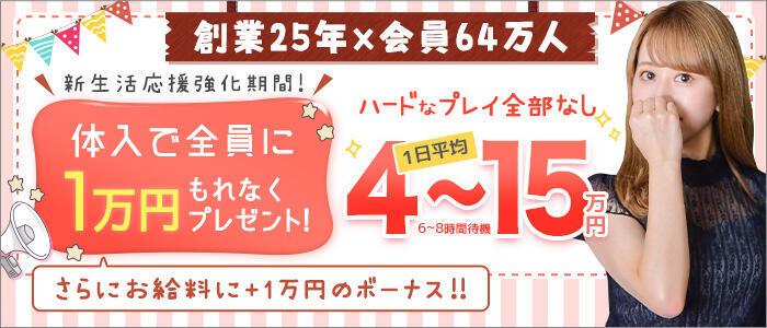 東京リップ 新宿店(高収入バイト)(高田馬場発・近郊/ホテヘル&デリヘル)