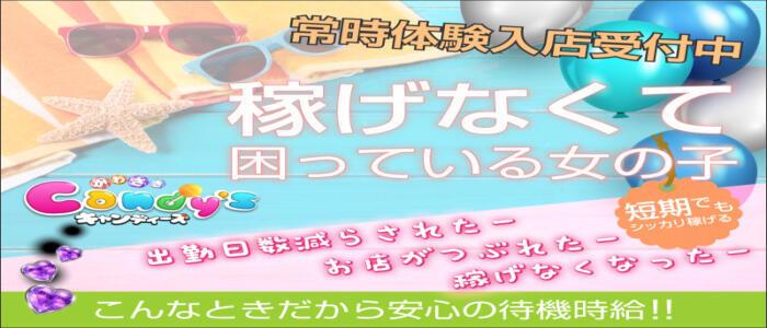 特徴 - キャンディーズ(高収入バイト)(川崎/ピンサロ)