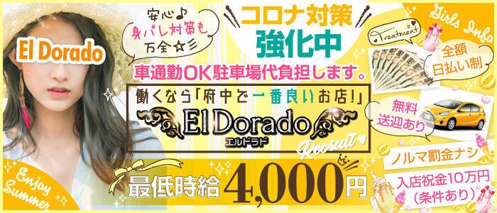 エルドラド(高収入バイト)(府中/ピンサロ)