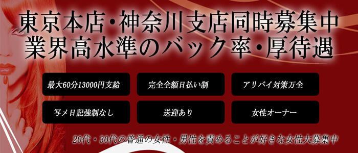 メスイキ(高収入バイト)(蒲田発・近郊/マニア・フェチM性感)