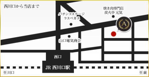 マップ アニバーサリー(ソープランド/西川口)
