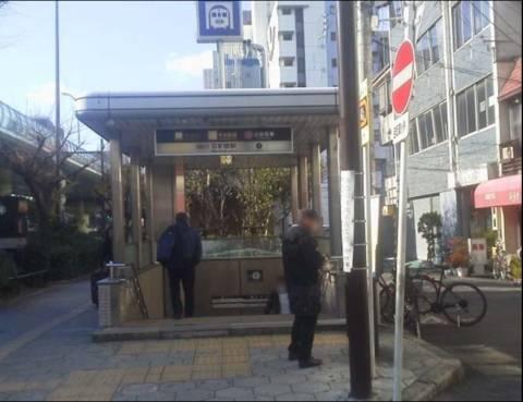 アクセス-地下鉄日本橋駅より- 汁婆クラブ(熟女ホテヘル&デリヘル/日本橋発・近郊)