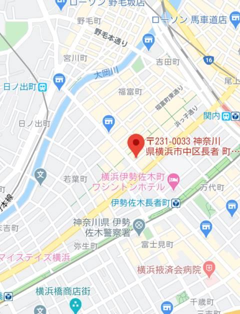 マップ ふぞろいの人妻たち(人妻系ヘルス/曙町)