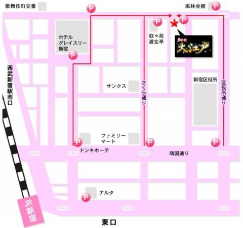 ㅤㅤ|和風パブ大江戸(セクキャバ/新宿歌舞伎町)