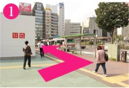 アクセス(最寄り駅)|ハーレムビート(ピンサロ/五反田)