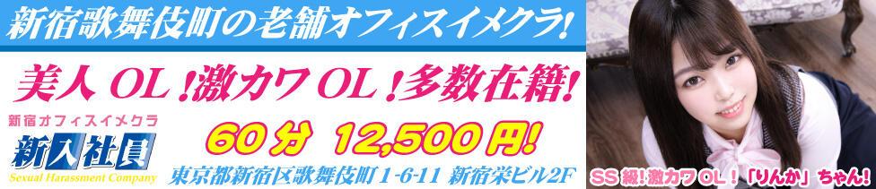 新入社員(新宿発・23区/ホテヘル型イメクラ&都内23区デリヘル)