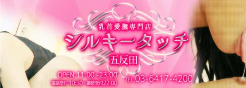 乳首愛撫専門店「五反田シルキータッチ」(五反田/デリヘル)