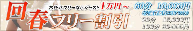 『お任せフリー割引き』 立川洗体風俗エステ ココリラ(立川/デリヘル)
