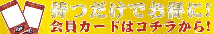 作らないと絶対損!!!会員カード!! ブルギャル(川崎/ピンサロ)