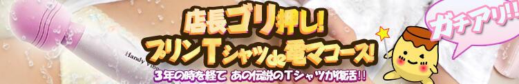 プリンT電マ ★プリンTde電マコース★ ぷりぷりプリン つくば店(つくば/デリヘル)