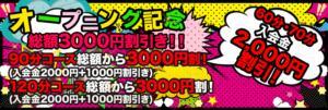 オープニング記念 総額3000円割引!! 回復堂(新橋/デリヘル)