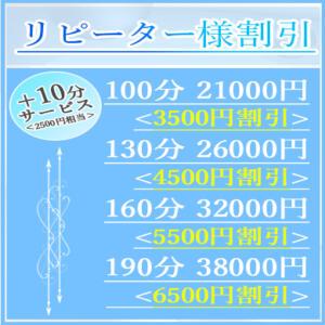 リピーター様割引 エステnoじかん(蒲田/デリヘル)